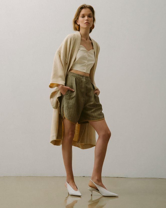 8 MODAPOLKA SS_18 Shorts, Top, Dress