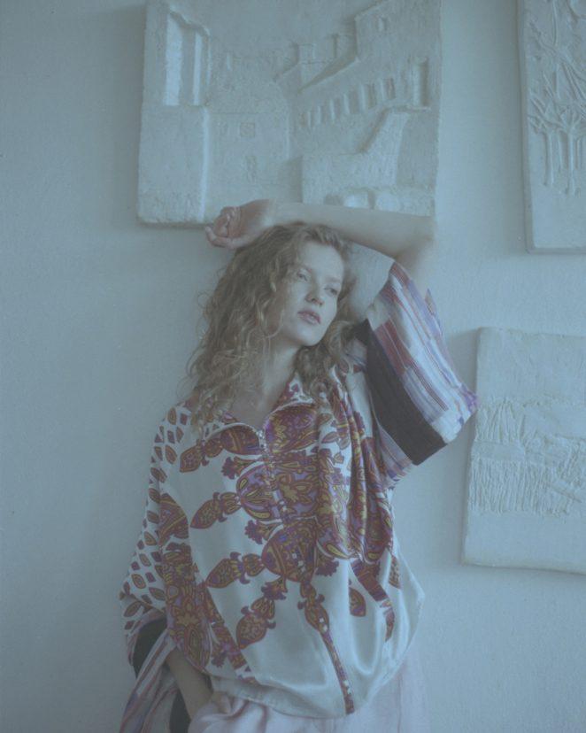 20Modapolka Fafinska silk blouse4